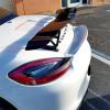 2013-2016 Porsche Boxster GT Style Rear Wing Spoiler