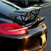 2013-2016 Porsche Cayman GT Style Rear Wing Spoiler