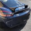 2013-2016 Porsche Cayman Sport Style Rear Wing Spoiler