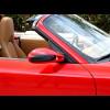 2005-2011 Porsche 987 Boxster Carbon Fiber Mirror Cover Inserts