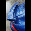 2012-2015 Porsche 911 / 991 Aero Style 2pc  Rear Wing Spoiler