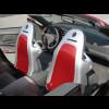 "1997-2004 Porsche Boxster Sport Seat-backs ""Set"""