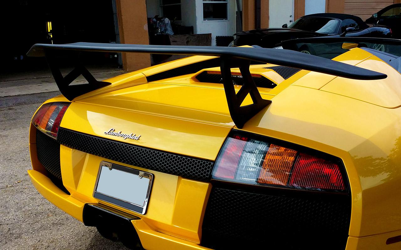 Lamborghini Murcielago Wings Auto Today
