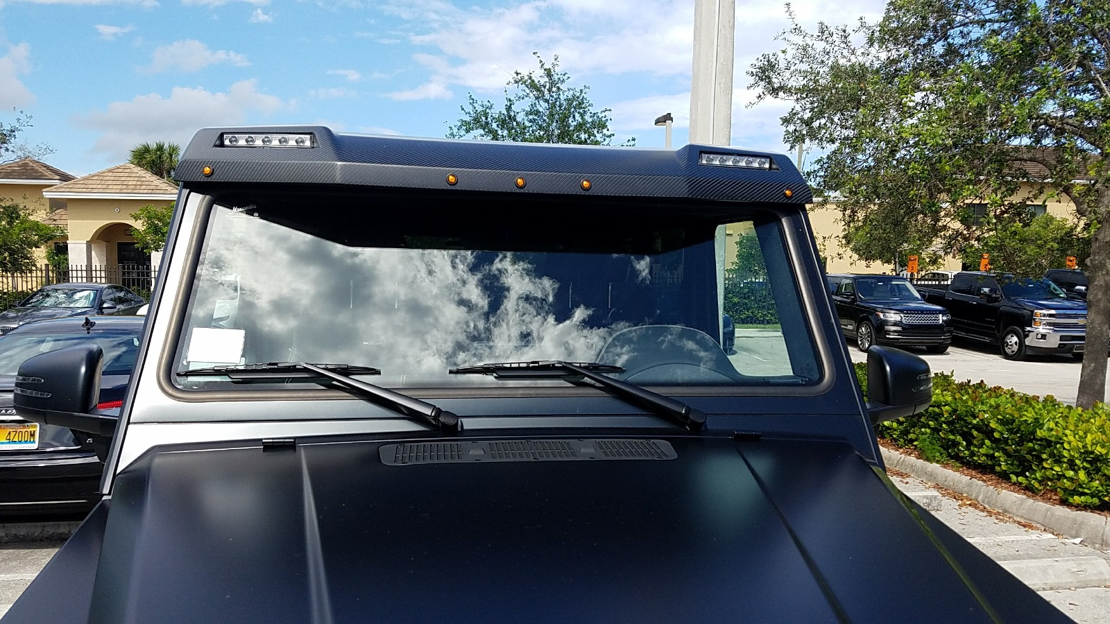 1990 2016 mercedes g class roof led bar wdrl lights be the first to review this product aloadofball Choice Image