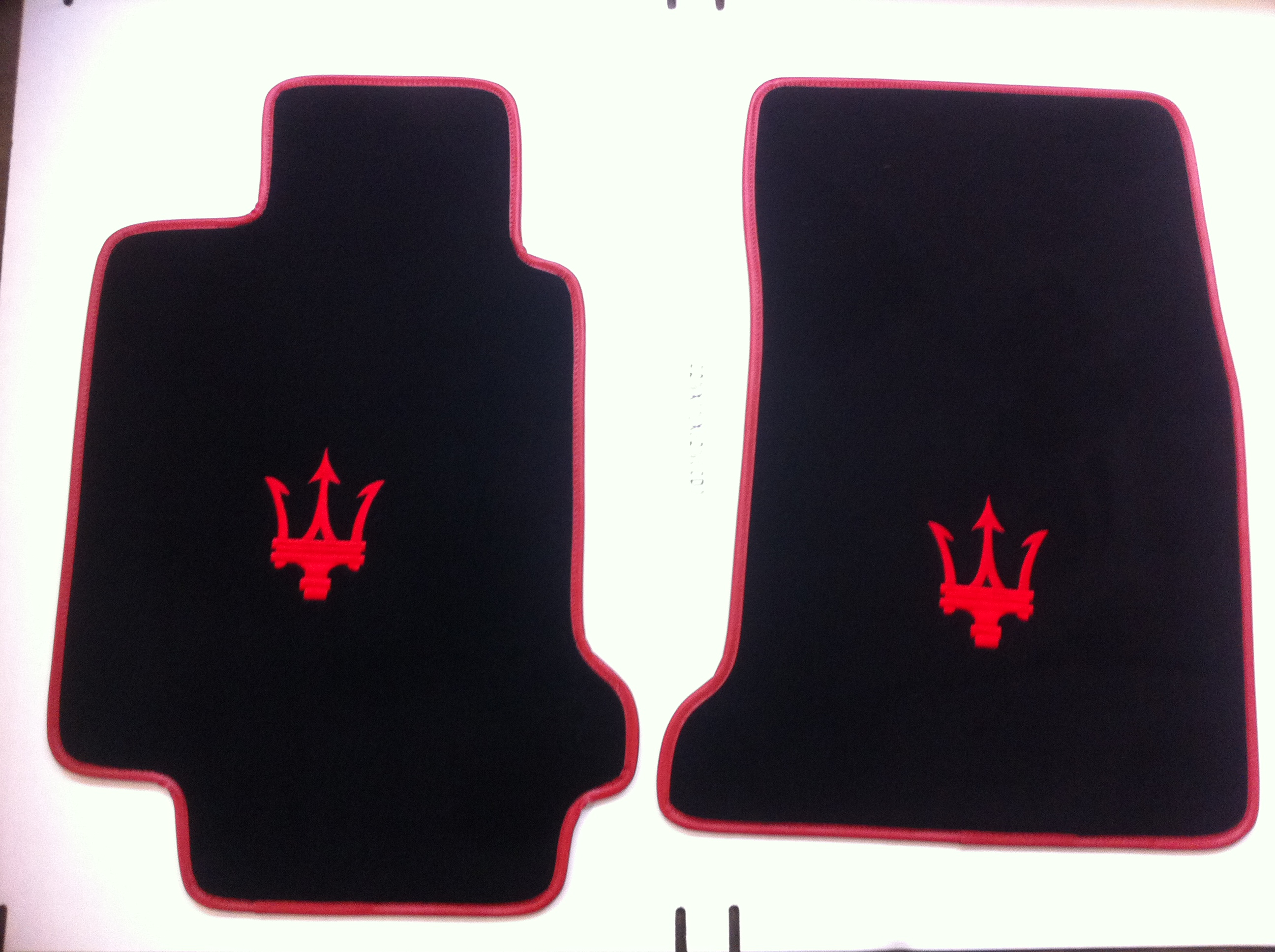 Floor mats in velour - Be The First To Review This Product