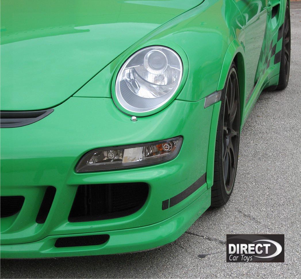 2005-2011 Porsche 911 / 997 GT3 RS Style 4pc Front Fender