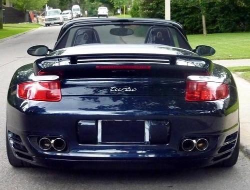 2006 2012 porsche 911 997 turbo coupe cabriolet gt bi wing spoiler. Black Bedroom Furniture Sets. Home Design Ideas