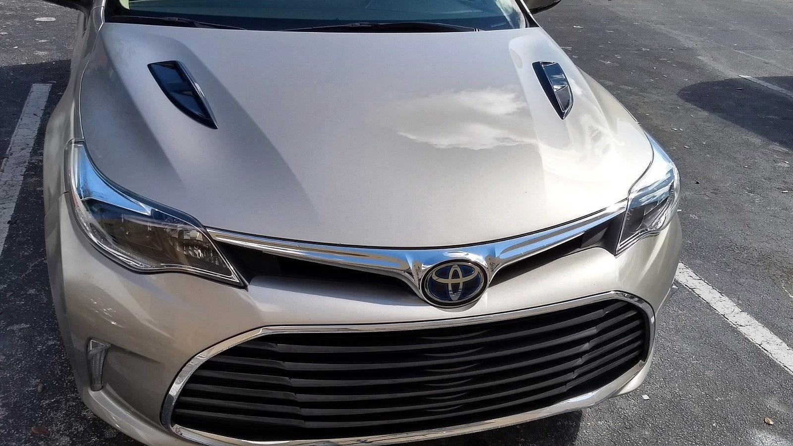 Car hood vents best